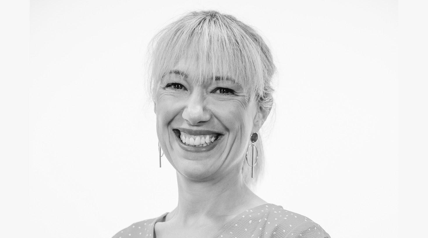 Joanna Carr er Customer Experience-spesialist i Allegro